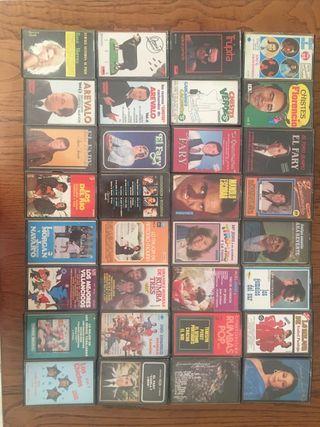 Cassette música