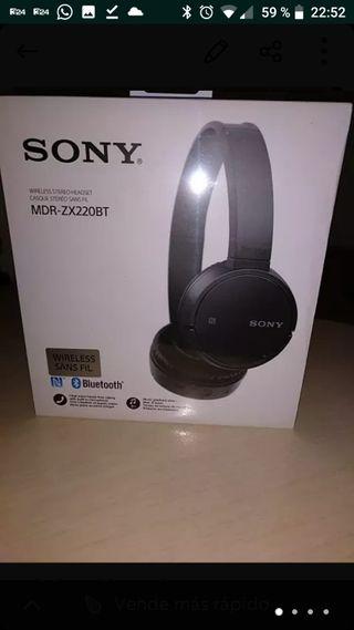 Auriculares bluetooth Sony nuevos