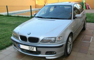 BMW 330d automático pack M