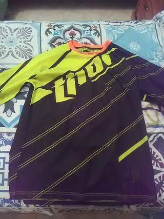 vendo camiseta motocross thor