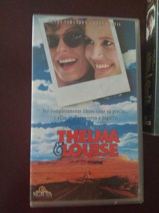 Thelma y Louis vhs
