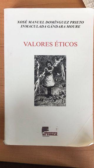 Libro valores eticos