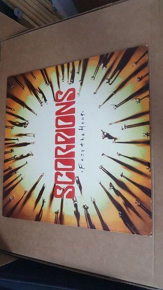Disco vinilo Scorpions