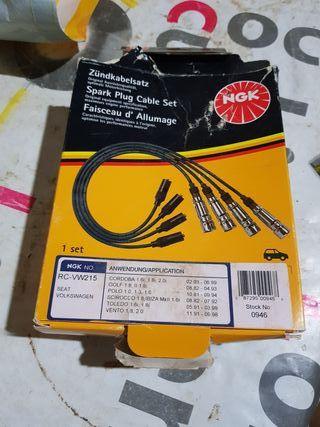 cables encendido NGK VAG