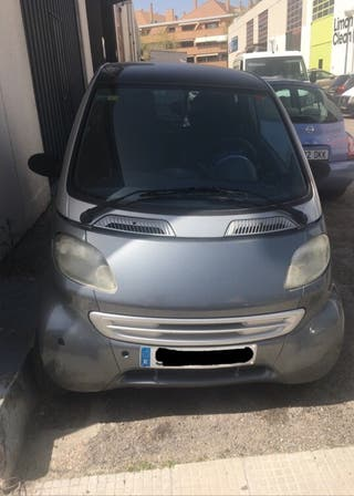 Smart Fortwo ¡OPORTUNIDAD!