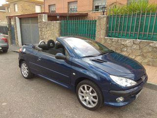Peugeot 206 Coupe Cabrio 1.6 HDI
