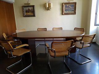 mobiliario oficina abogado, sito en Barcelona