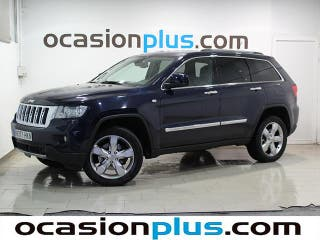 Jeep Grand Cherokee 3.0 CRD Overland 177kW (241CV)