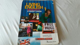 Libro de inglés 1 de bachillerato LIVING ENGLISH
