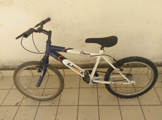 Bicicleta 20 pulgadas de rueda