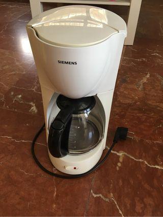 Cafetera siemens de filtros
