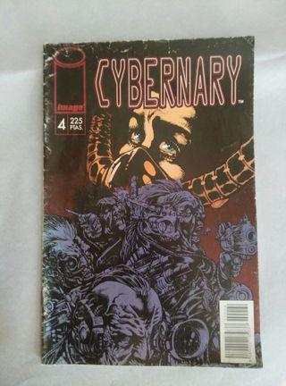 comic cibernary numero 4