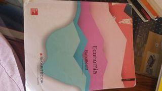 Libro de economía de 1o de Bachiller Llompart