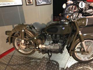 Bmw moto clasica