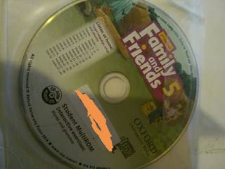 Family And Friends 1 Class Book Cd