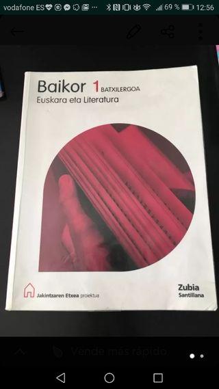 libros bachiller 1