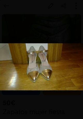 zapatos fiesta o boda