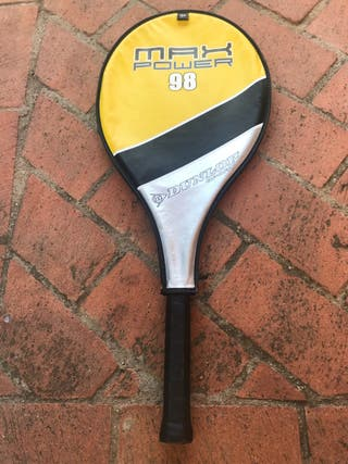 Raqueta tenis de segunda mano en WALLAPOP 9cea45f6f07c3