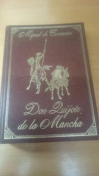 DON QUIJOTE DE LA MANCHA, PRECIOSA EDICIÓN