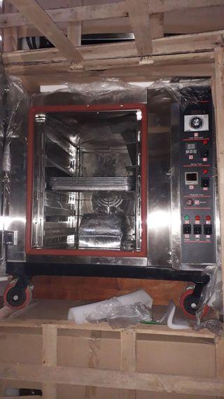 horno eléctrico industrial 5bandejas
