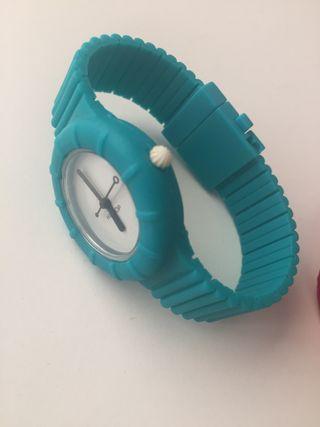 Reloj de goma (intercambiable)