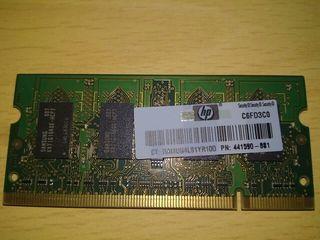 Modulo Memoria Samsung portátil 1G