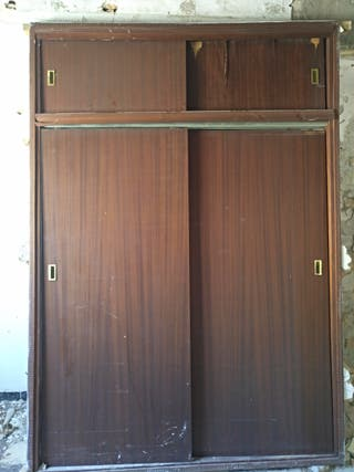 puerta corredera de armario