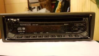 Radio CD coche Kenwood KDC-3021
