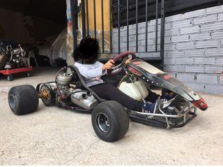 Kart 2 tiempos 34cv
