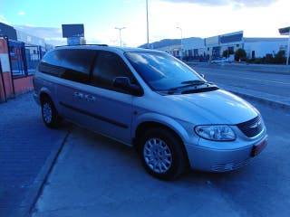 Chrysler Grand Voyager 2.5 CRD 83.000 kms.