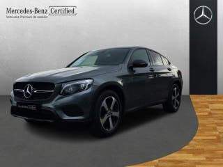 MERCEDES-BENZ Clase GLC Coupe 4Matic