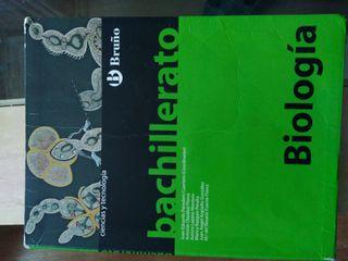Libro texto bachillerato biológia