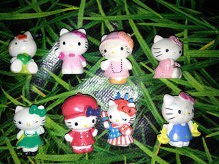 Hello Kittys colección