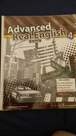 Advanced Real English 4 Workbook