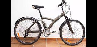 bici btwin 700 Aluminio.