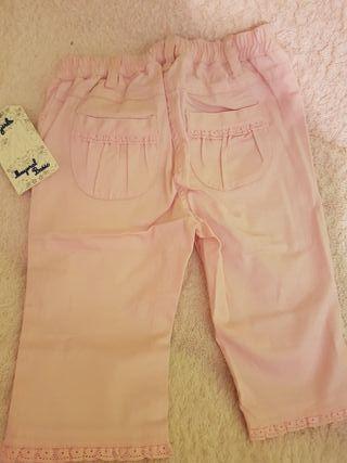 pantalón 12 meses