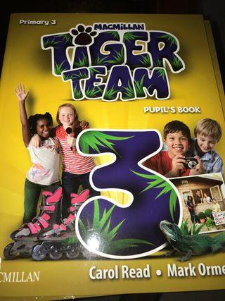 Tiger team 3 Macmillan