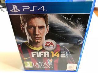FIFA 14 para Ps4