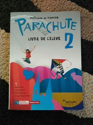 Libro francés 2ESO. Parachute. livre de l'élève 2