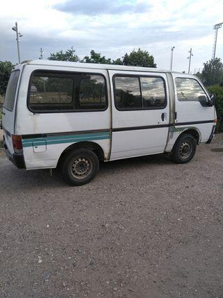 furgoneta 4x4 opel midi