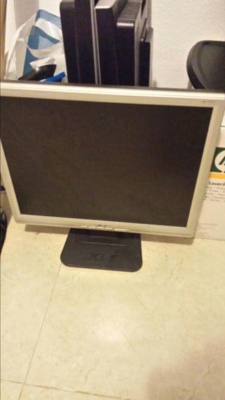 pantallas de ordenador acer