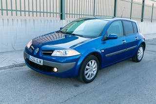 Renault Megane pocos kms y garantía