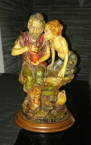 Figura decorativa El Lazarillo de Tormes