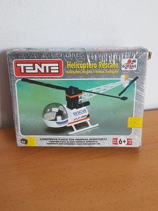 Tente Helicóptero Rescate 70032