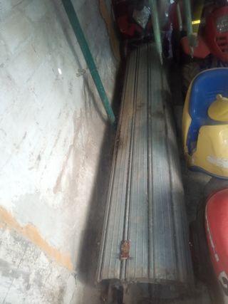 persiana de cochera