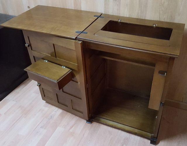 Mueble para maquina coser de segunda mano por 50 € en