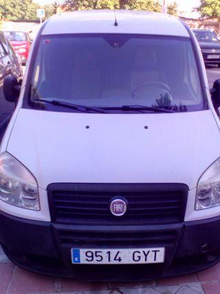 Fiat Doblo 2010 furgon cerrado