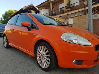 Fiat Punto 2007 Sport gasolina