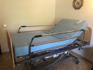 Cama de hospital electrica