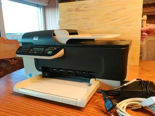 Impresora Hp Officejet J4580 All-in-one